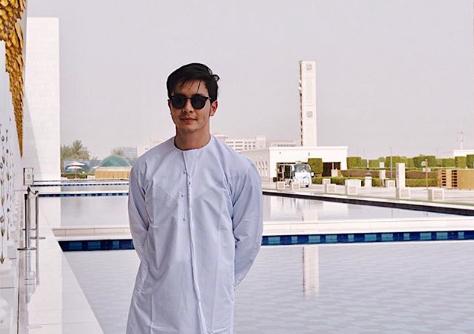 Alden Richards, Kathryn Bernardo say 'Hello, UAE with love'
