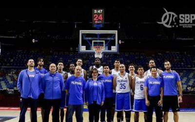 After PBA Finals, missing Gilas stars return for FIBA World Cup