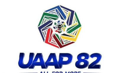 UAAP Season 82 reveals official season logo
