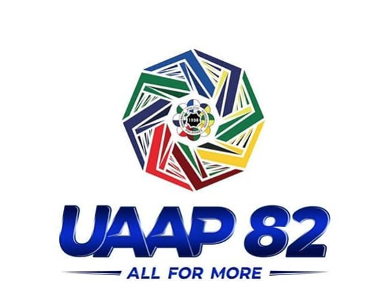 UAAP Season 82 reveals official season logo