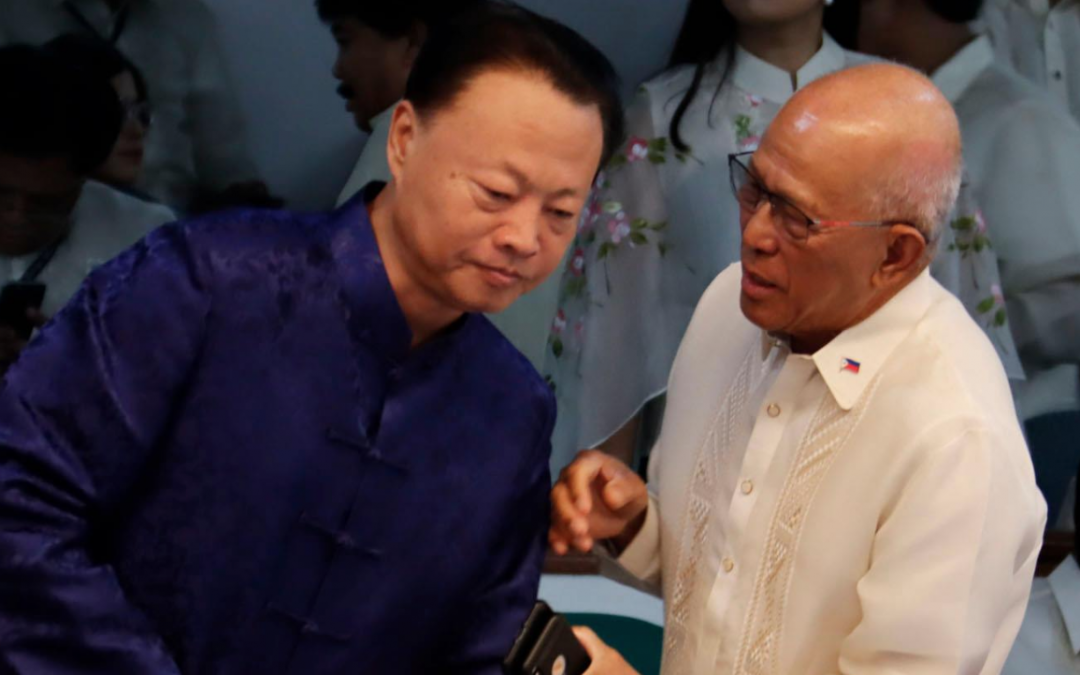 Defense Chief slams Chinese envoy remarks on OFWs spying in China