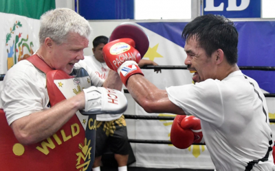 Pacquiao's trusted men on collision course as Buboy draws Roach's ire