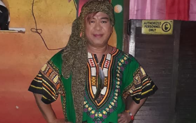 Comedian Eagle Riggs in hospital after motorcycle accident in Palawan