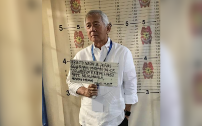 Ex-DFA chief Perfecto Yasay arrested for banking law violations