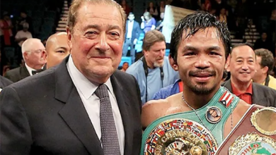 Photo of Arum deeply concerned with Pacquiao's prolonged career