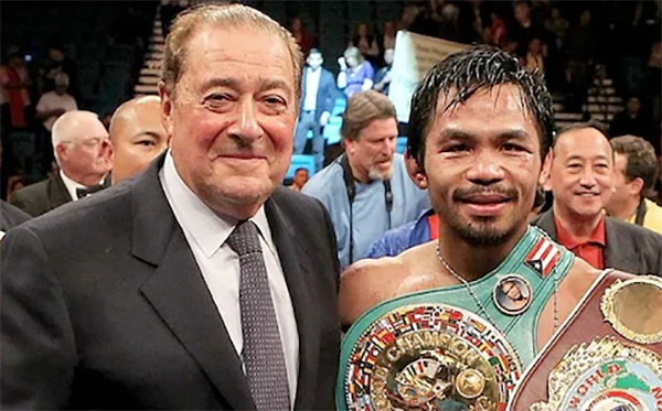Arum deeply concerned with Pacquiao's prolonged career