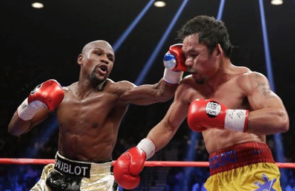 Floyd Mayweather's dad 'pretty sure'  son will fight Manny Pacquiao again