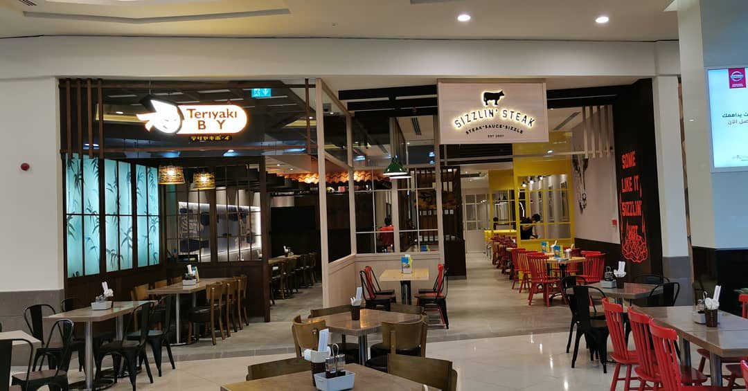 Teriyaki Boy and Sizzlin' Steak holds soft opening in Deira City Centre