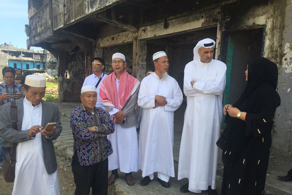 UAE envoy celebrates Eid'l Adha in Marawi City for the first time