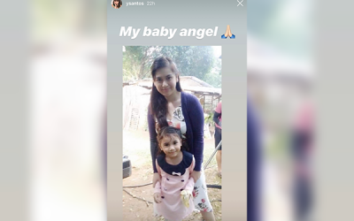 Yen Santos mourns child star who succumbed to dengue