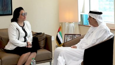 Photo of UAE Minister of State, PH Ambassador discuss bilateral relations