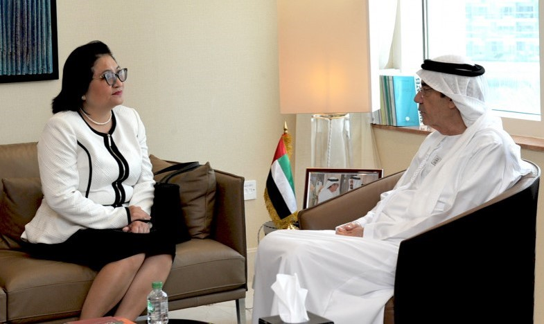 UAE Minister of State, PH Ambassador discuss bilateral relations