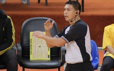Filipino ref named to FIBA World Cup in China