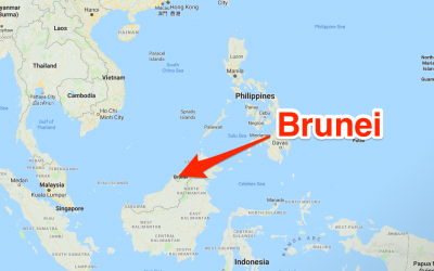7 Pinoy fishermen in distress as boat sinks off Brunei