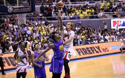 Hot-shooting TNT takes 2-1 lead in PBA Finals