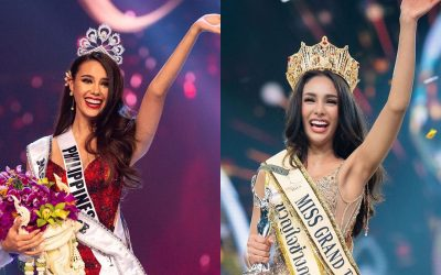 Catriona Gray forgives Miss Grand Thailand