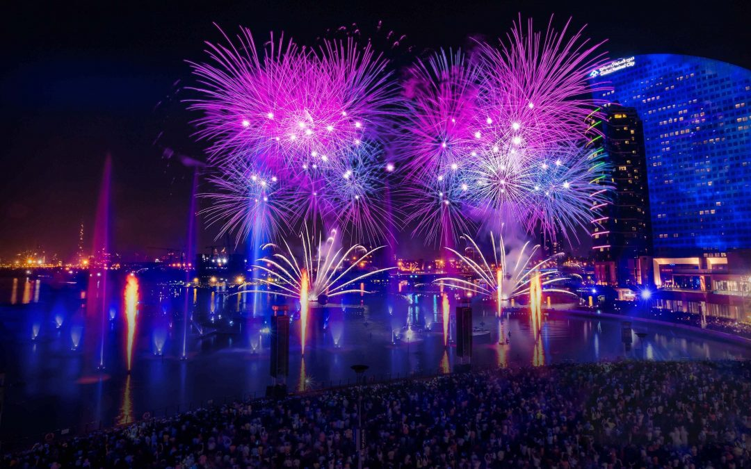 Catch festive fireworks for Eid Al Adha at Dubai Festival City Mall's IMAGINE show