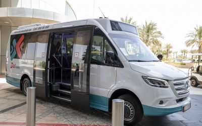 LOOK: Abu Dhabi to launch new public transport buses this October