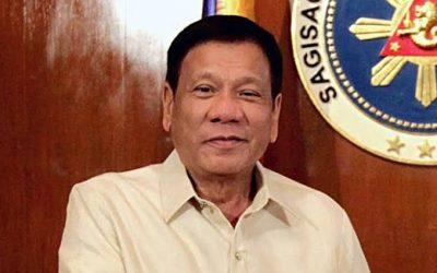Duterte admits he has neuromuscular disease