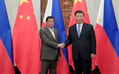 China offers Duterte a phone that cannot be hacked