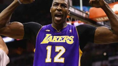 Photo of Lakers eyeing Howard, 3 others after Cousins injury