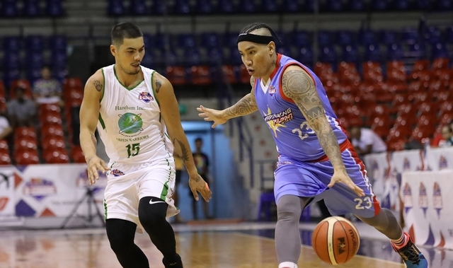 Cebuano cager fires record-setting 67 points in PBA D-League