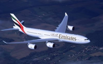 Emirates named as one of world's cleanest airlines