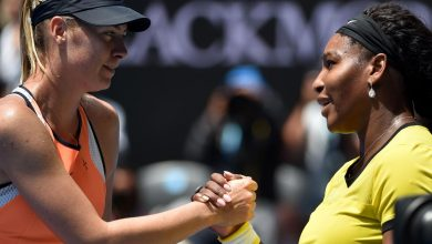 Photo of Williams, Sharapova due for first-ever US Open match