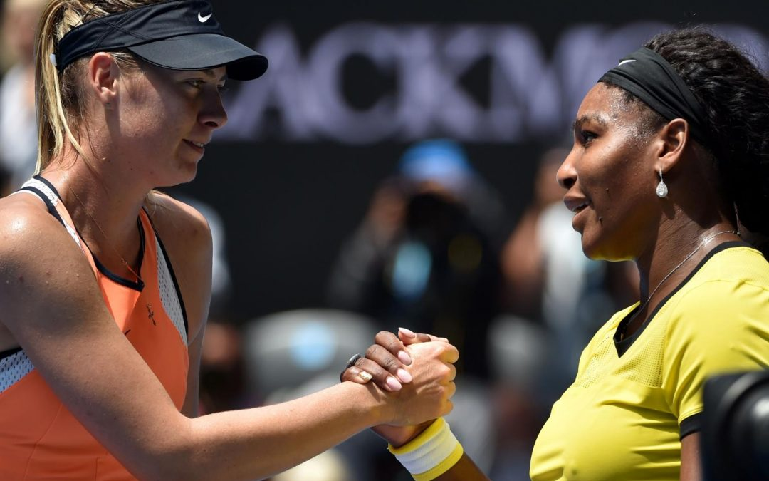 Williams, Sharapova due for first-ever US Open match