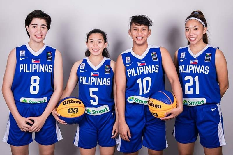 Gilas Girls get back at China, bags bronze in 2019 FIBA 3×3 Under-18 Asia Cup