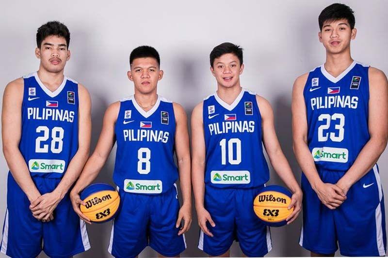 Gilas Pilipinas survives Vietnam in 2019 FIBA 3×3 U-18 Asia Cup