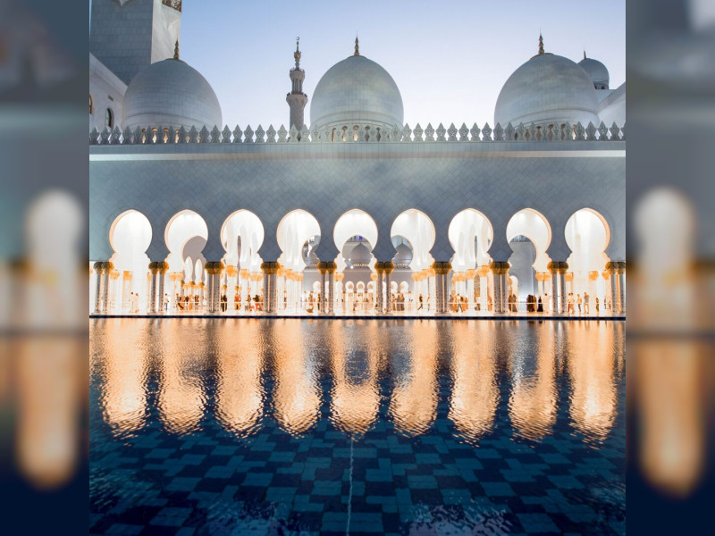 Sheikh Zayed Grand Mosque attracts over 115,000 worshippers during Eid al Adha