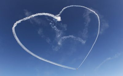 Finding love on an airplane