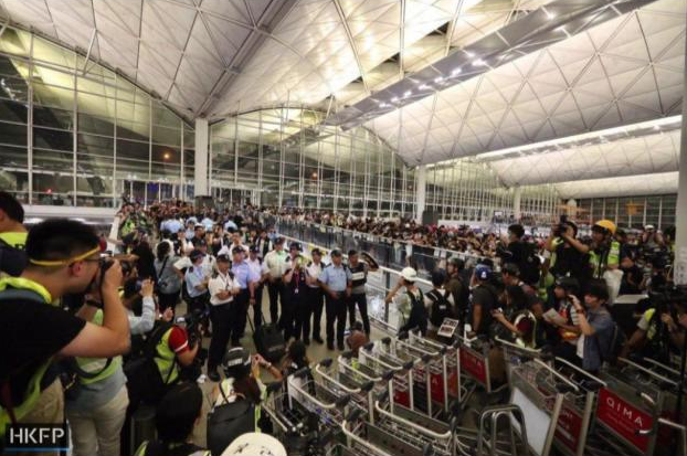 Hong Kong protests begin to affect tourism industry in neighboring countries