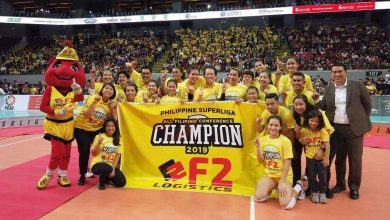Photo of F2 Logistics snatch PSL All-Filipino Conference crown with clean sweep of Cignal HD
