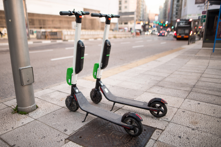 Launch of e-scooters in Abu Dhabi in the works
