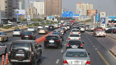 Photo of Sharjah announces 50% discounts for traffic fines