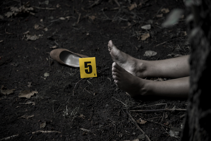 17-yr-old Filipina girl killed by 8 men, believed to be gang raped