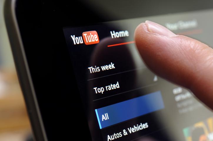 YouTube originals, for free starting September 24