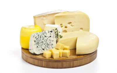 Do you love cheese? Then you must be healthy!