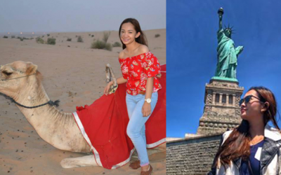 Pinay nurse successfully moves to US after years in UAE