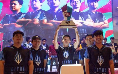 Liyab players get chance to play for PH e-sports nat'l team in SEA Games
