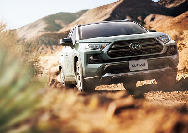Toyota Rav4: A closer look