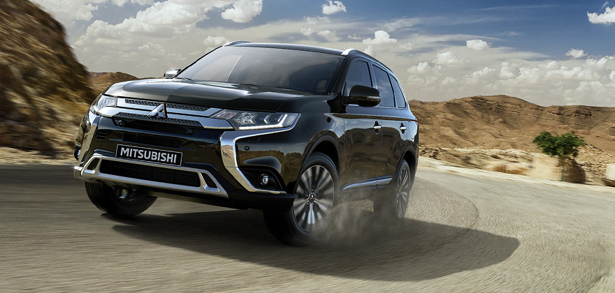 Mitsubishi Outlander: A pleasurable experience heightened
