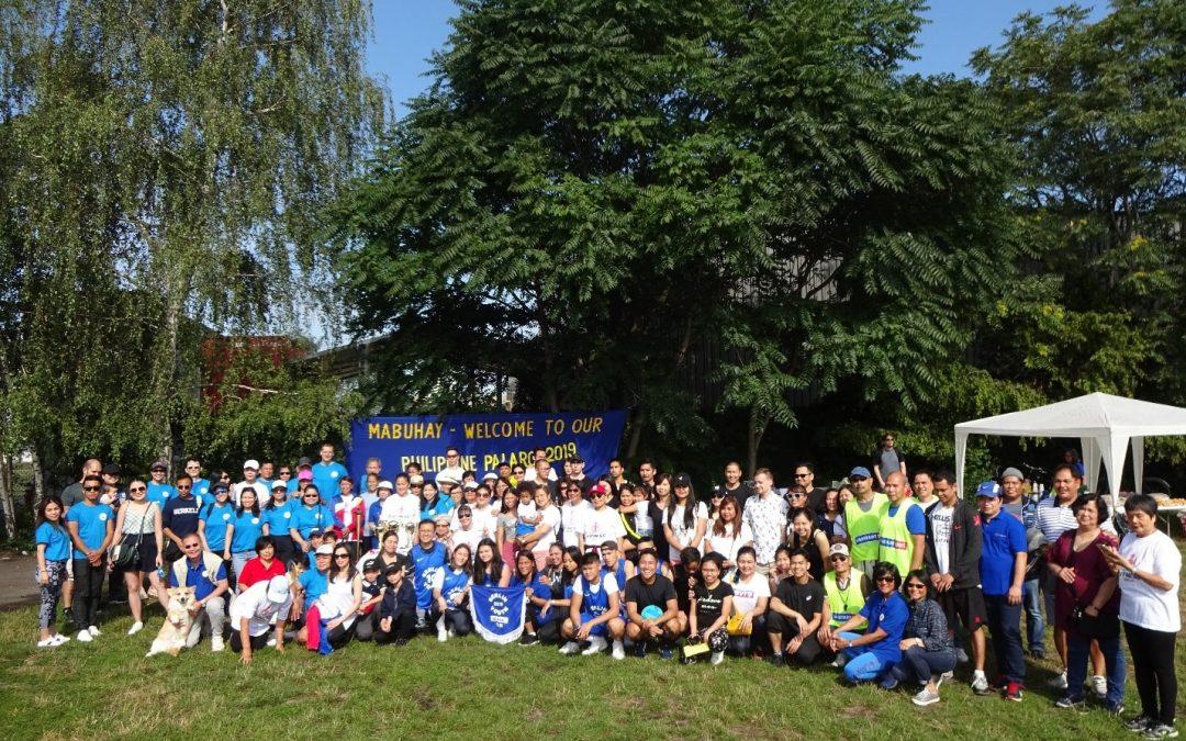 Filipino community gathers in fun-filled Palarong Pinoy sa Berlin 2019