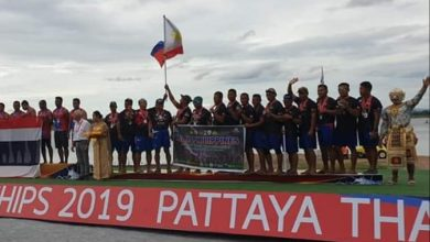 Photo of PH Army Dragon Boat Team bags silver at World Dragon Boat Racing Championships