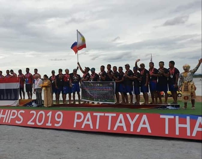 PH Army Dragon Boat Team bags silver at World Dragon Boat Racing Championships