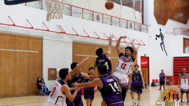 Photo of UOFWBL action: Level-up defeats Street Ballers, 64-60