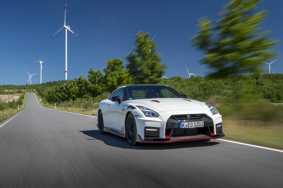The 2020 Nissan GT-R NISMO: The pursuit of perfection requires persistence