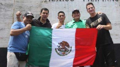 Photo of Mexican Ramirez arrives, to fight Casimero in WBO Bantamweight clash